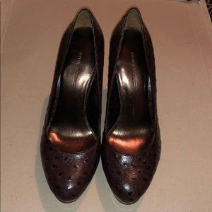 Banana Republic high heels brown size 6.5